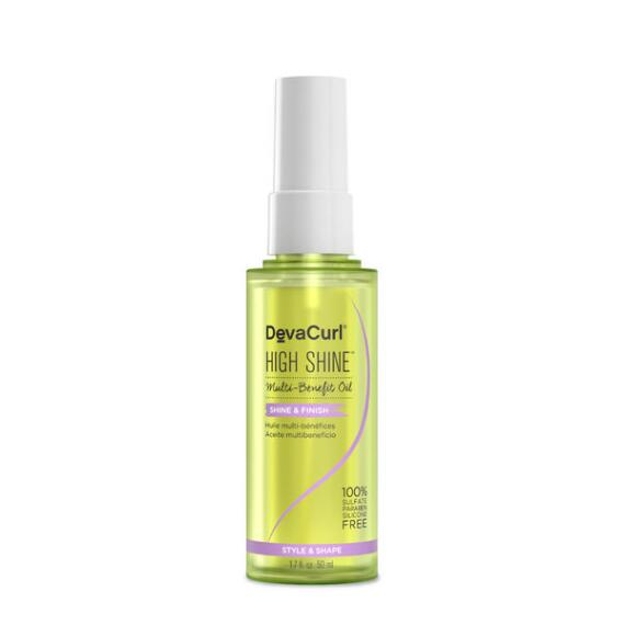 DevaCurl High Shine Multi-Benefit Hair Oil