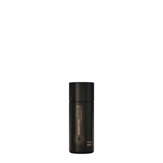 Sebastian Dark Oil Lightweight Shampoo Travel Size