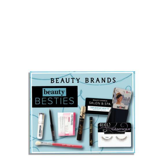 Beauty Brands Beauty Besties 9-Piece Discovery Box