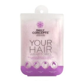 Daily Concepts Hair Towel Wrap