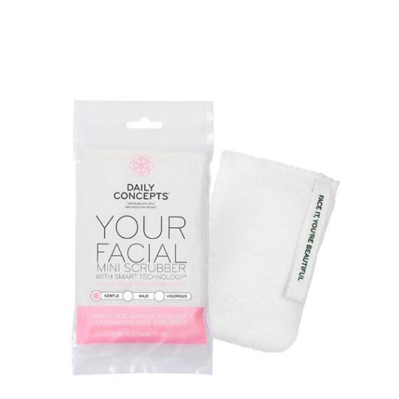 Daily Concepts Your Daily Facial Mini-Scrubber