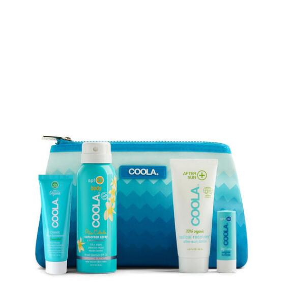 Coola Classic Travel Collection