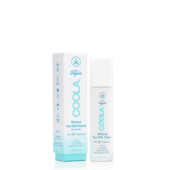 Coola Full Specturm Mineral Face 360 Sun Silk Cream SPF 30