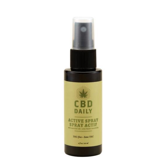 CBD Daily Active Spray
