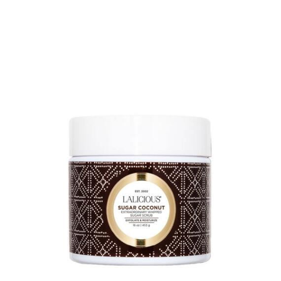 Lalicious Extraordinary Whipped Sugar Coconut Sugar Scrub