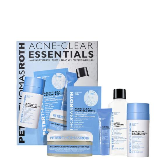 Peter Thomas Roth Acne Clear Essentials Kit
