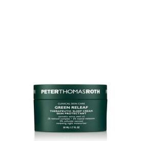Peter Thomas Roth Green Releaf Theraputic Sleep Cream