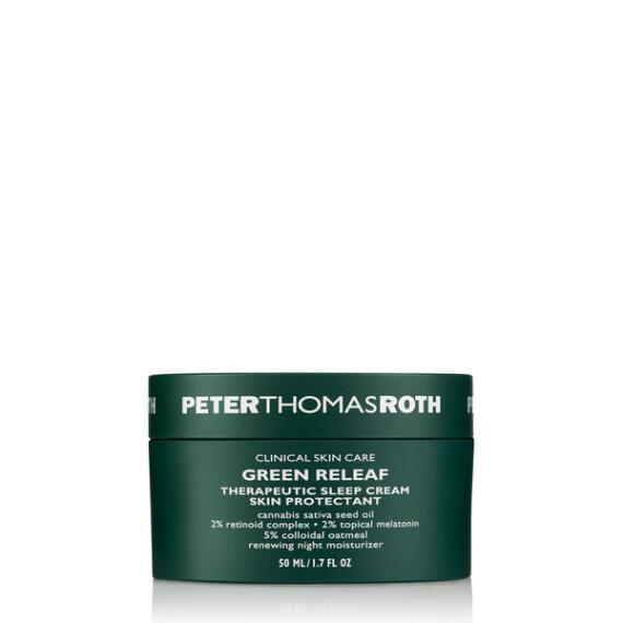 Peter Thomas Roth Green Releaf Theraputic Sleep Cream