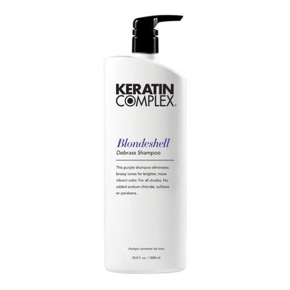 Keratin Complex Blondeshell Debrass Shampoo