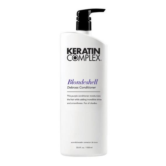Keratin Complex Blondeshell Debrass Conditioner