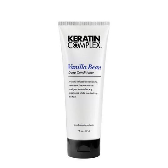 Keratin Complex Vanilla Bean Deep Conditioner