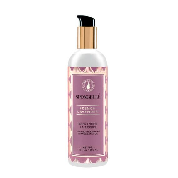 Spongelle Body Lotion - French Lavender