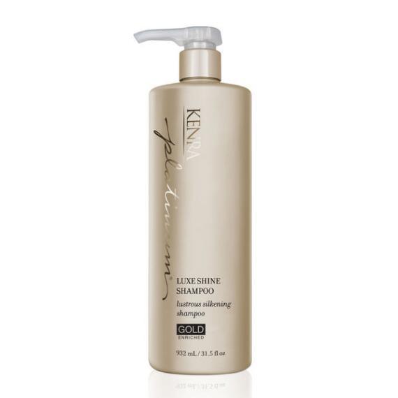 Kenra Professional Platinum Luxe Shine Shampoo