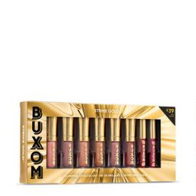 Buxom Strike Gold Plumping Lip Gloss Set