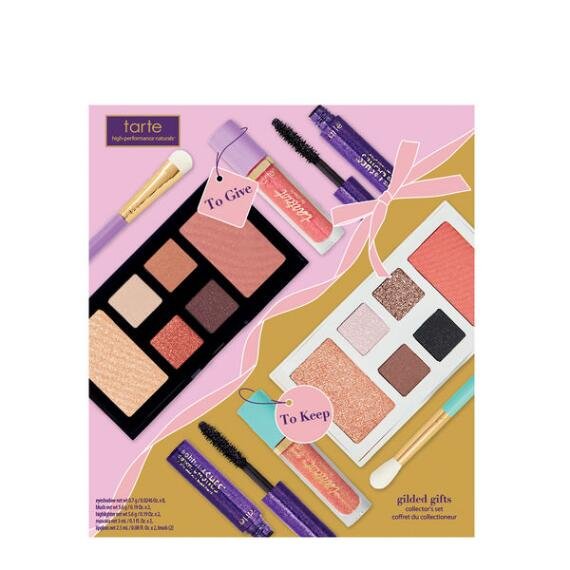 Tarte Gilded Gifts Collectors Set