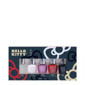 OPI Hello Kitty Holiday Infinite Shine Minis 5-Pack
