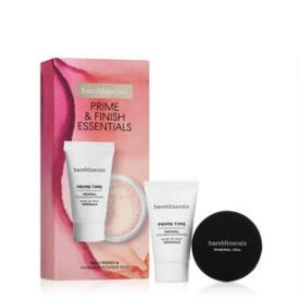 bareMinerals Travel Size Prime & Finish Essentials Set