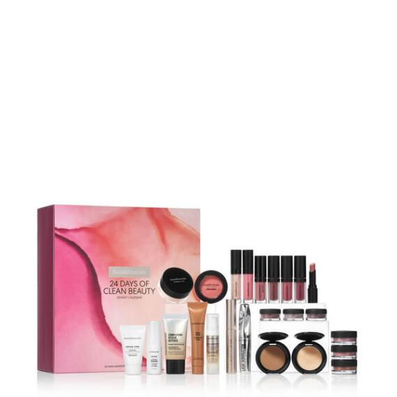 bareMinerals Advent Calendar 24 Days of Clean Beauty