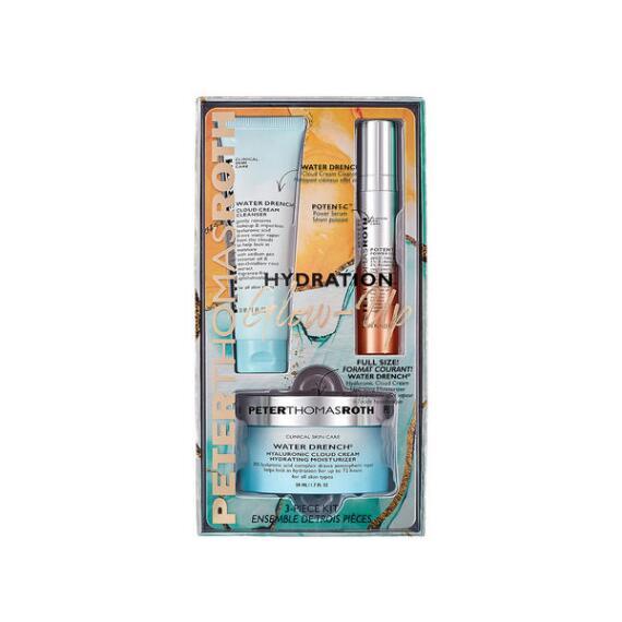 Peter Thomas Roth Hydration Glow Up 3-pc Kit