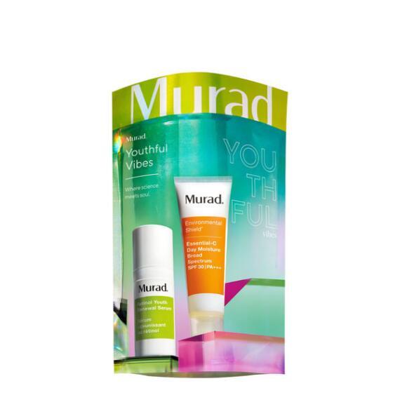 Murad Youthful Vibes 2-pc Holiday Set