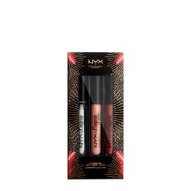 NYX Professional Makeup Love Lust Holiday Lip Gloss Trio