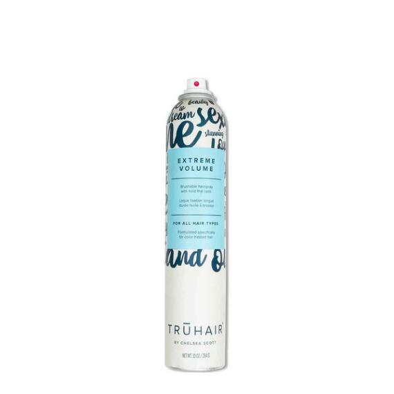 TRUHAIR Extreme Volume Brushable Hairspray