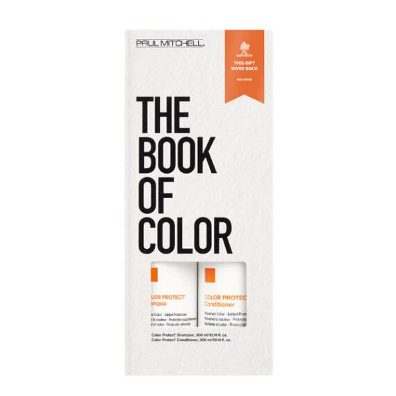 Paul Mitchell Book of Color Holiday Gift Set