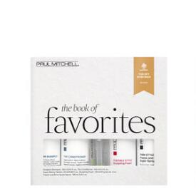 Paul Mitchell Book of Favorites Holiday Gift Set