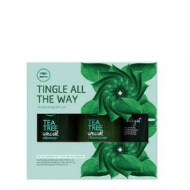 Paul Mitchell Tea Tree Tingle All the Way Holiday Gift Set