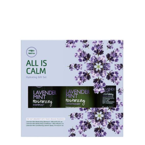 Paul Mitchell Tea Tree All is Calm Holiday Gift Set