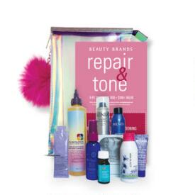 Beauty Brands Repair & Tone 9-Piece Discovery Box