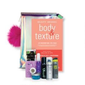 Beauty Brands Body & Texture 8-Piece Discovery Box
