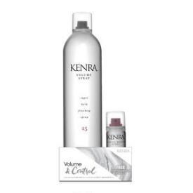 Kenra Volume 25 Spray with BONUS FREE Perfect Medium Spray