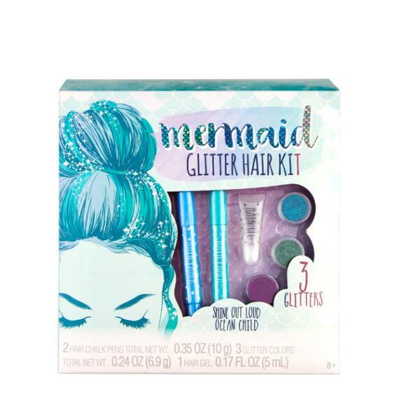 Fashion Angels Mermaid Hair Chalk Set