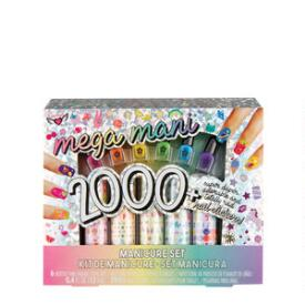 Fashion Angels Mega Mani Sticket Set