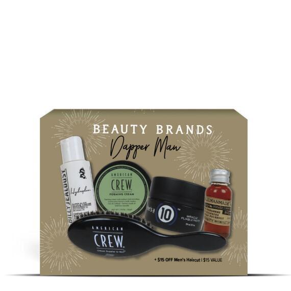 Beauty Brands Dapper Man 6-pc Discovery Box