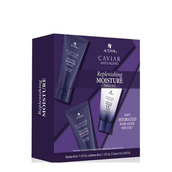 Alterna Caviar Anti-Aging Replenishing Moisture Trial Kit