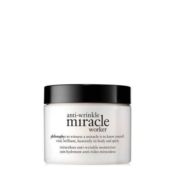 philosophy Anti-Wrinkle Miracle Worker Line-Correcting Moisturizer