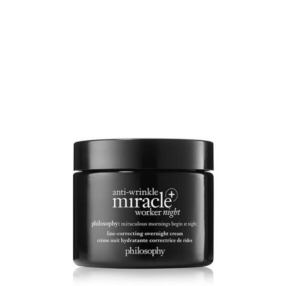 philosophy Anti-Wrinkle Miracle Worker Line-Correcting Overnight Cream