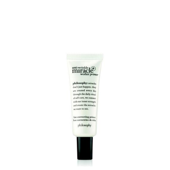 philosophy anti-wrinkle miracle worker line-correcting primer