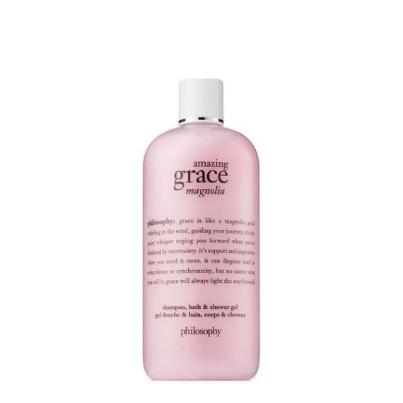 philosophy amazing grace magnolia shampoo, bath & shower gel
