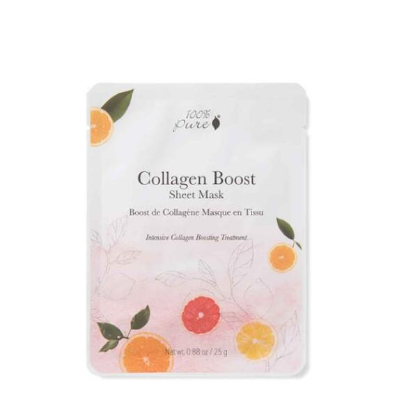 100% Pure Collagen Boost Sheet Mask