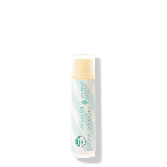 100% Pure Organic Mint Lip Balm