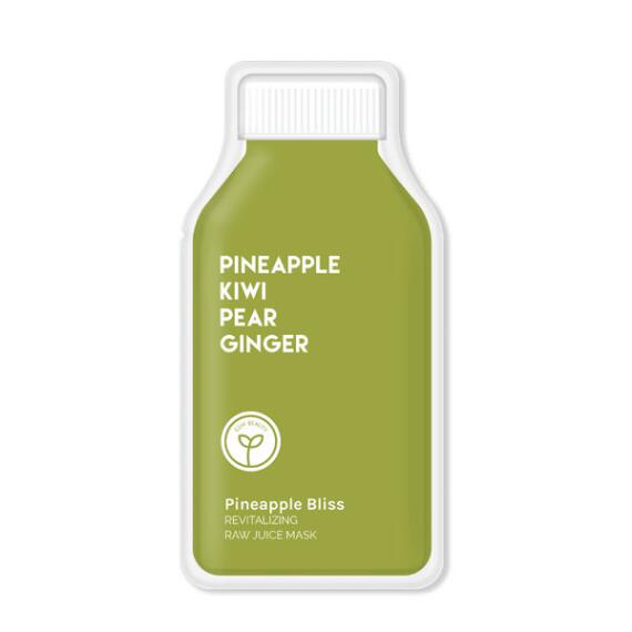 ESW Beauty Pineapple Bliss Revitalizing Raw Juice Mask