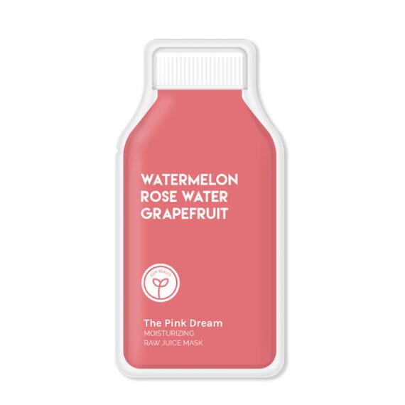 ESW Beauty The Pink Dream Moisturizing Raw Juice Mask