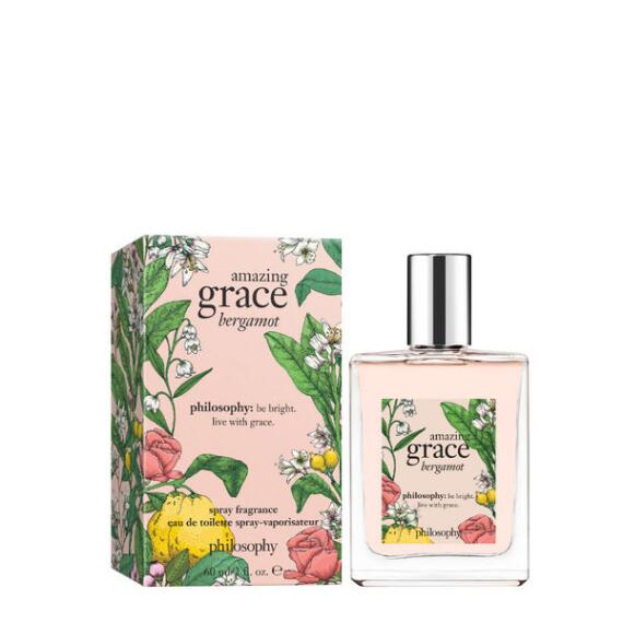 philosophy Amazing Grace Bergamot 2oz. EDT