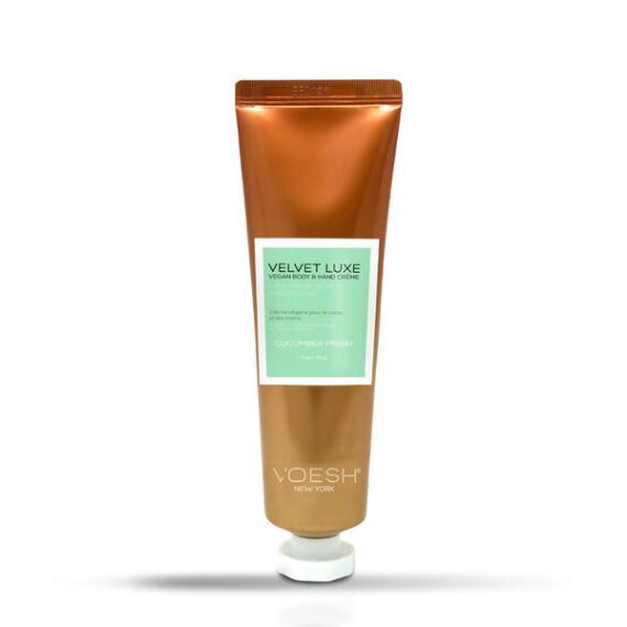 Voesh Velvet Luxe Body & Hand Creme Travel Size - Cucumber Fresh