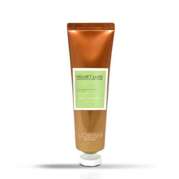 Voesh Velvet Luxe Body & Hand Creme Travel Size - Green Tea Supple