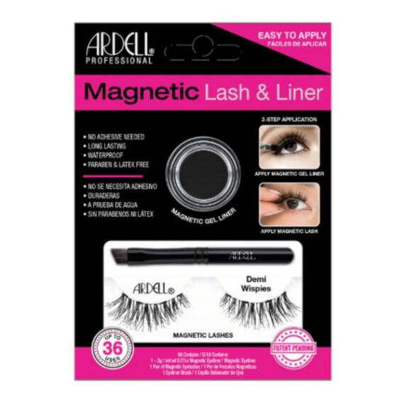 Ardell Magnetic Liner & Demi Wispies Lash Kit