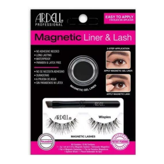 Ardell Magnetic Liner & Wispies Lash Kit